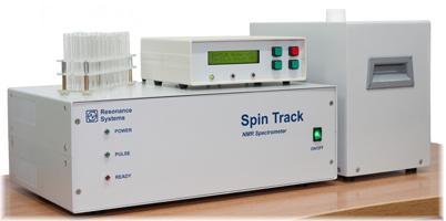 Benchtop Low-resolution NMR Analyzer - Spin Track